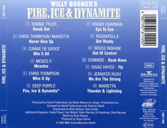 Chris Rock Fire, Ice & Dynami...