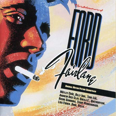 The Adventures Of Ford Fairlane Soundtrack 1990 Cd Sniper Reference Collection Of Rare Movie