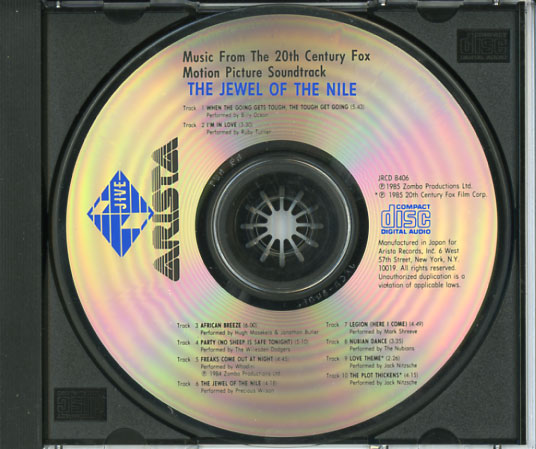 jewel of the nile theme song