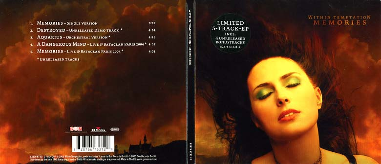 Within temptation discografia descargar