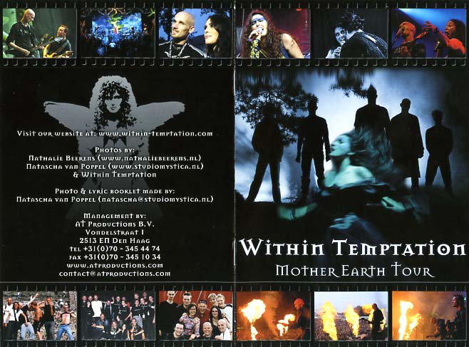 within temptation reference collection